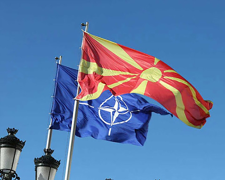 Észak-Macedónia ratifikálta a NATO-csatlakozási egyezményt