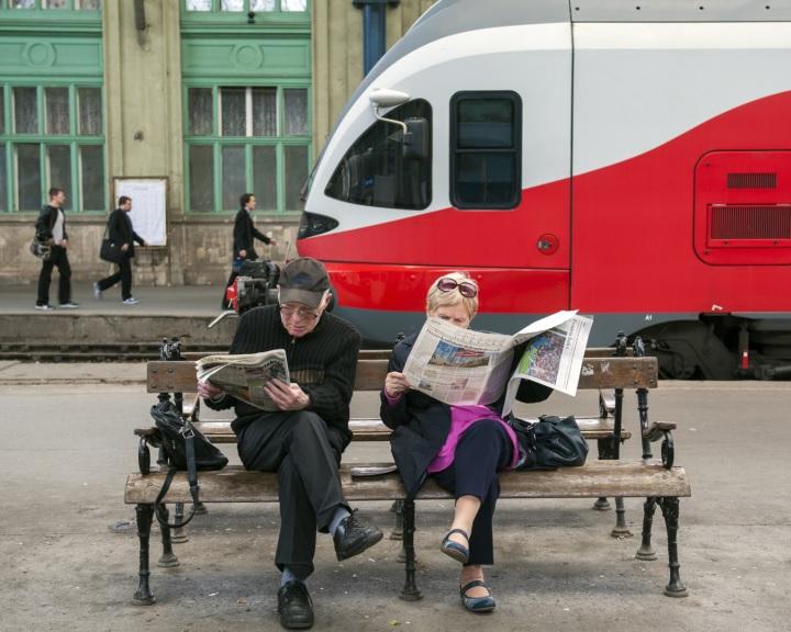 MÁV: tavaly másfélszer annyi tárgyat hagytak el a vonatokon, mint egy évvel korábban