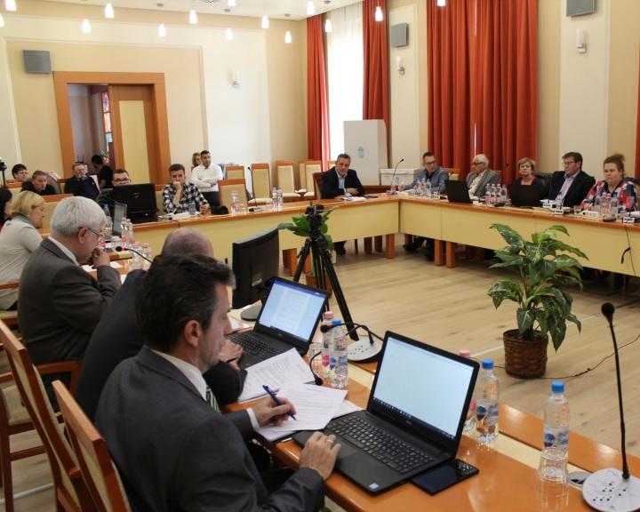 Idei első ülését tartotta Komló Város Képviselő-testülete