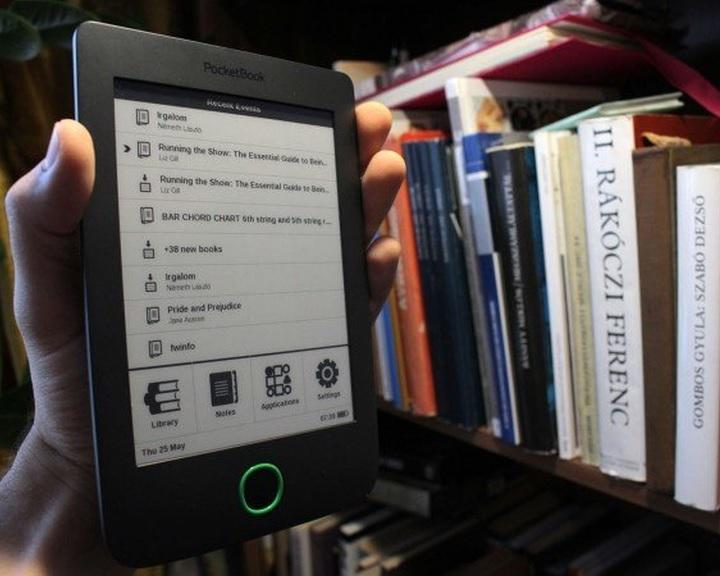 1200 magyar nyelvű e-könyv érhető el a virtuális könyvtárban