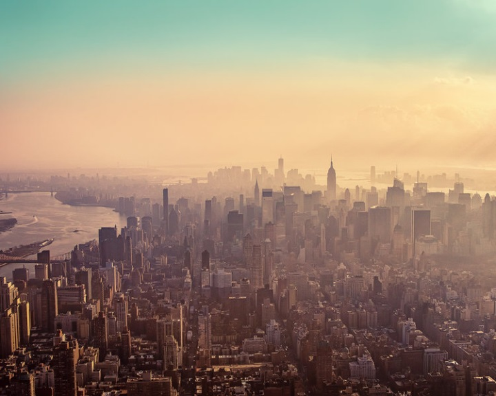 Drasztikusan csökken a légszennyezettség