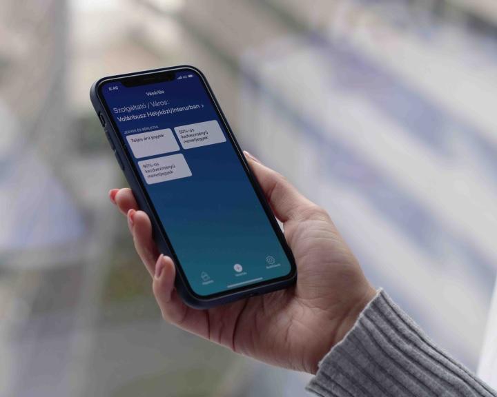 Közlekedési mobiljeggyel vehetők igénybe a Volánbusz járatai