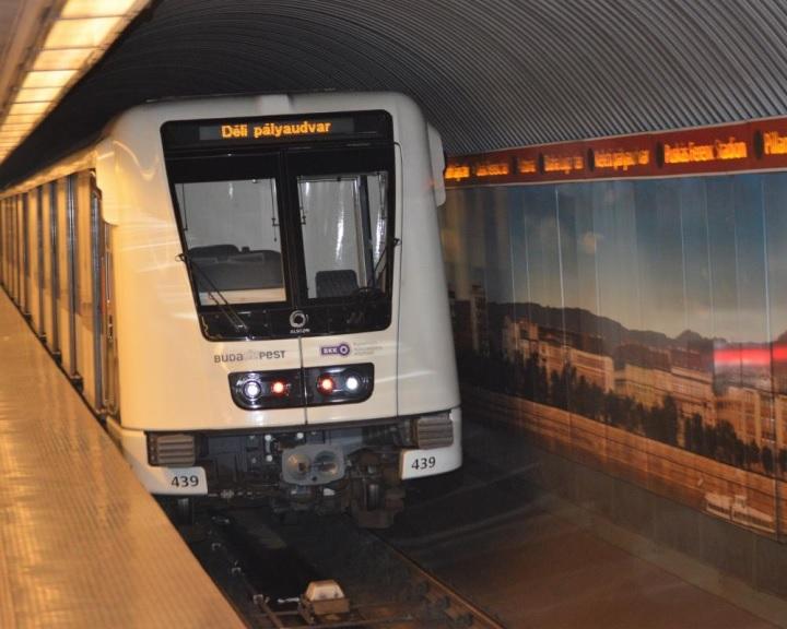 Pályázattal és minikoncertekkel ünneplik az 50 éves budapesti metróközlekedést