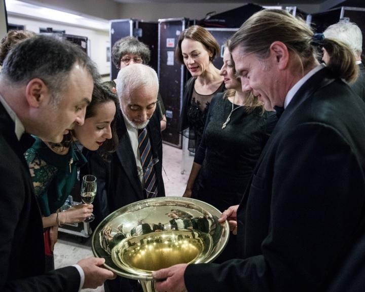 A húsvéti ünnepek alatt Bach Máté-passióját is közzéteszi a Budapesti Fesztiválzenekar