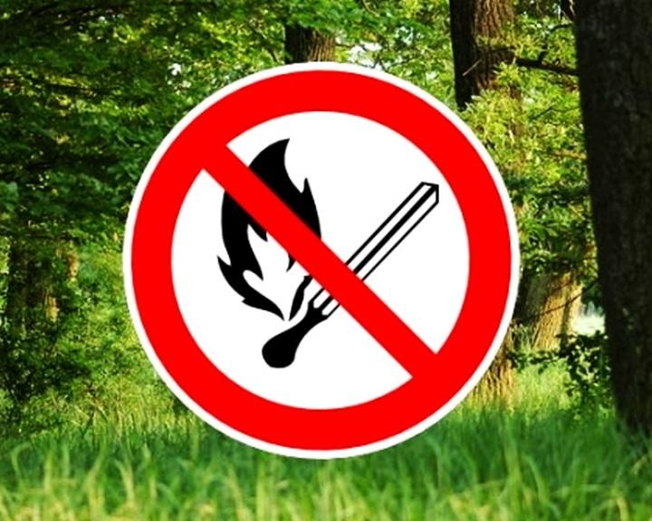 Péntektől országos tűzgyújtási tilalom