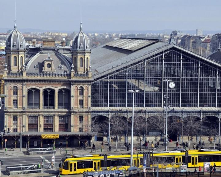 Pénteken kezdődik a Nyugati pályaudvar felújítása