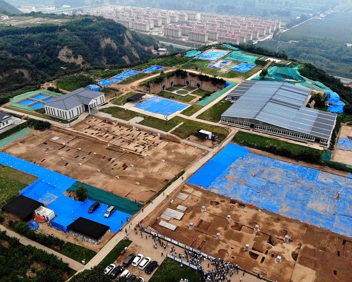 A kínai civilizáció öt évezredes múltját igazoló leleteket tártak fel kínai régészek