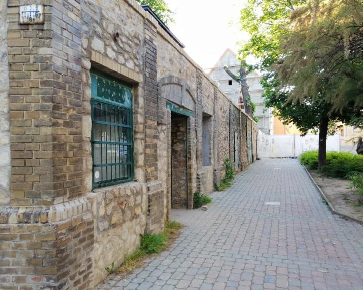 Hétszázmillió forintos egyházmegyei fejlesztések zajlanak a pécsi világörökségi helyszínek szomszédságában