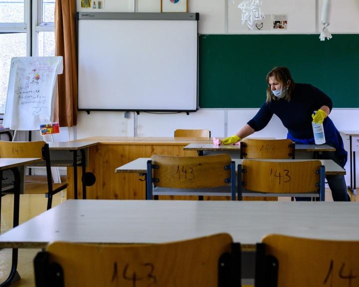 Megjelent az iskolák júniusi működését szabályozó kormányrendelet