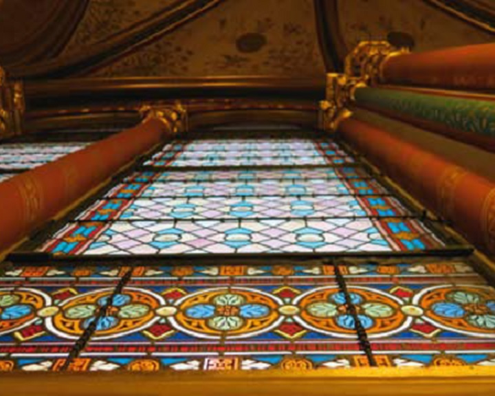 Online látogatható az Országház több nevezetes helyszíne