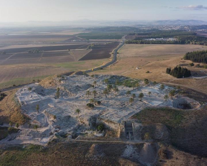 Fokozatosan érkeztek a kánaániták az ókori Közel-Keletről Levante déli részére
