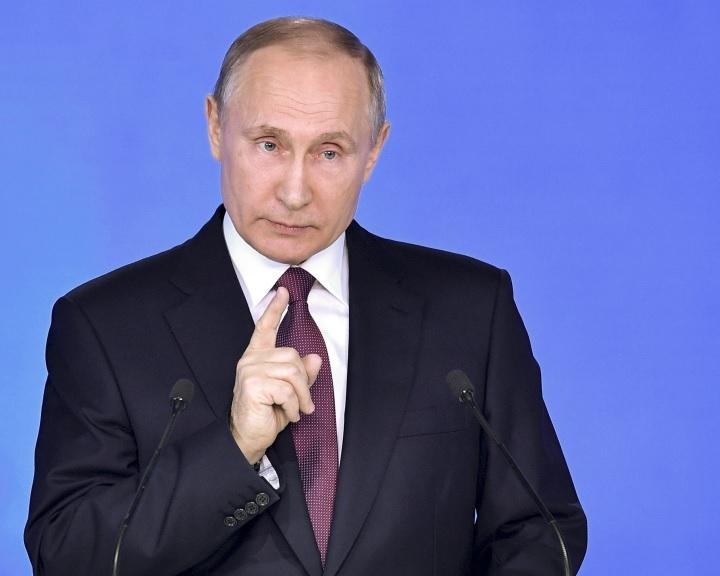 Putyin jóváhagyta az orosz nukleáris elrettentési politikát