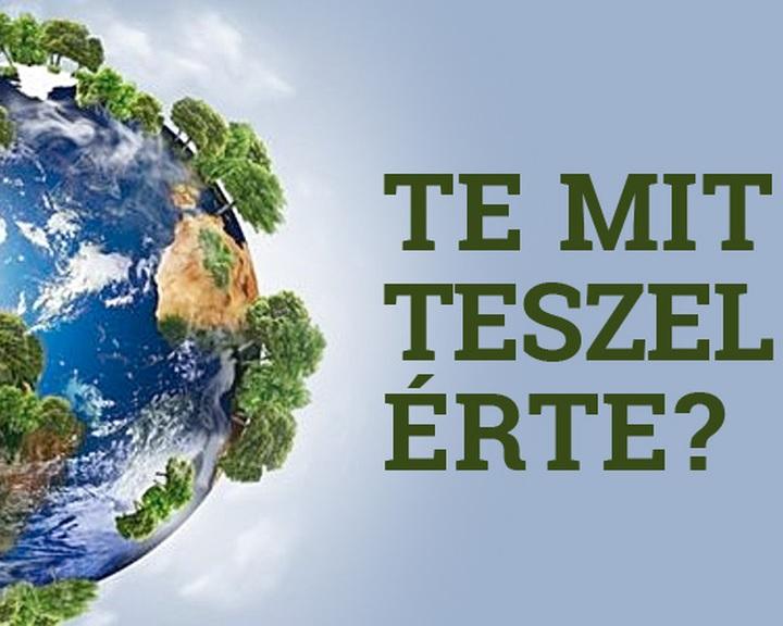 Környezetvédelmi világnap: Magyarország kiveszi a részét a folyamatos küzdelemből