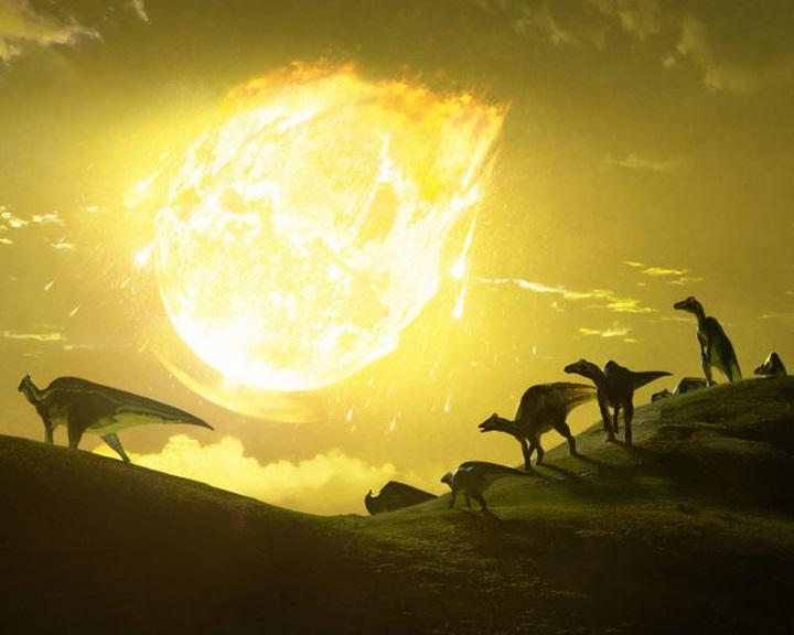 A lehető leghalálosabb szögben érkezett a dinók kihalását előidéző kisbolygó