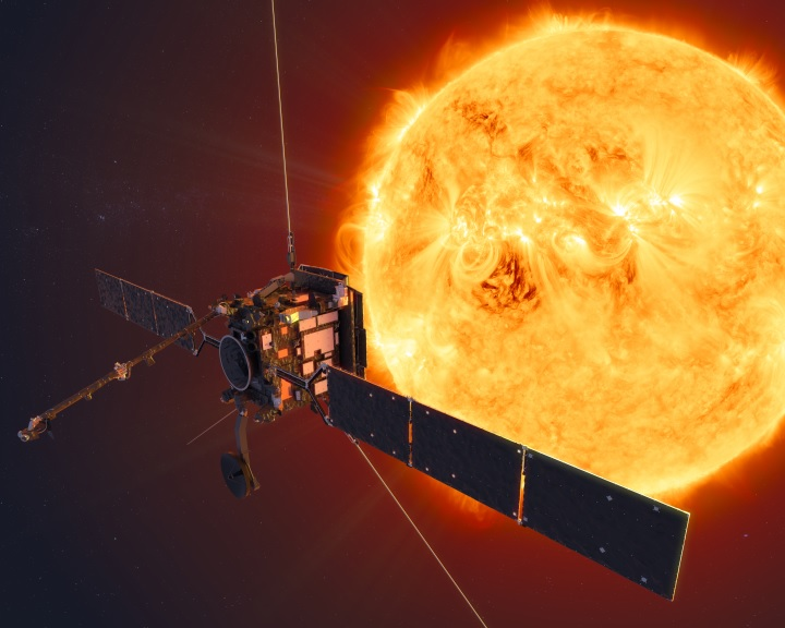 Először közelíti meg a Napot a Solar Orbiter