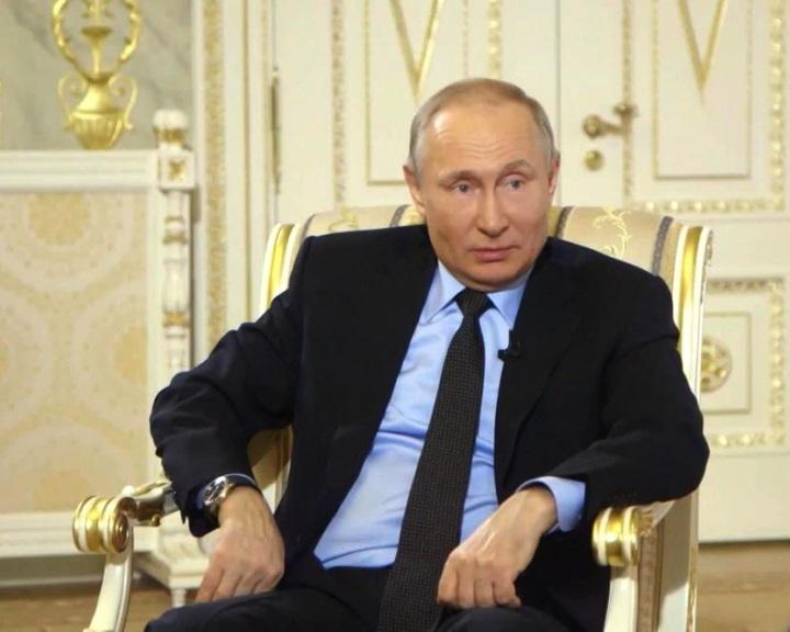Putyin: mire a többi ország kifejleszti hiperszonikus fegyverét, Moszkva képes lesz az elhárításra