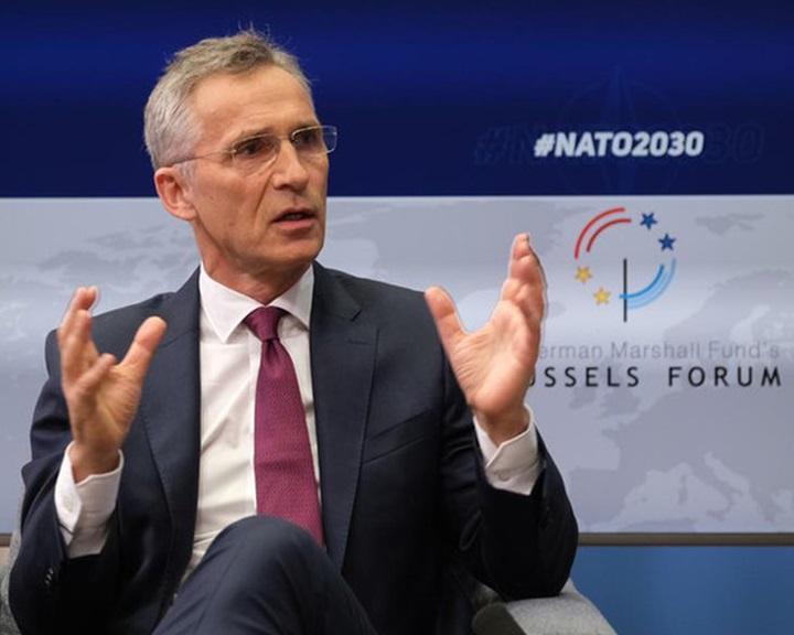 Stoltenberg: az Egyesült Államok európai katonai jelenléte fontos a kontinens számára