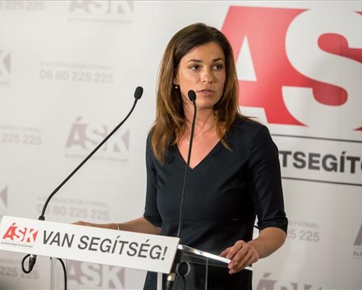 Varga Judit: a kormány több áldozatsegítő központot hoz létre