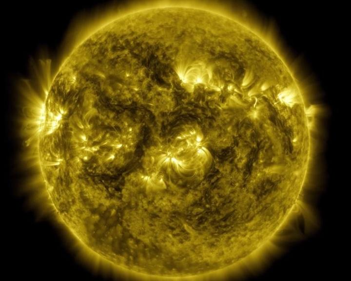 Lenyűgöző timelapse-videót tett közzé a NASA a Nap elmúlt egy évtizedéről