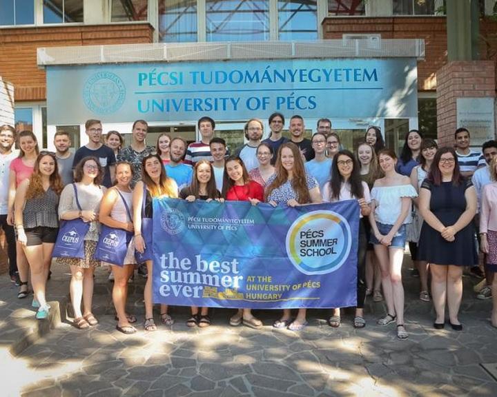 Idén online lesz a hagyományos pécsi nyári egyetem