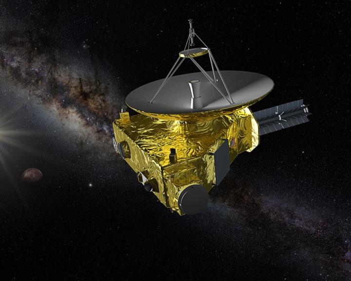 Már idegen eget lát a New Horizons