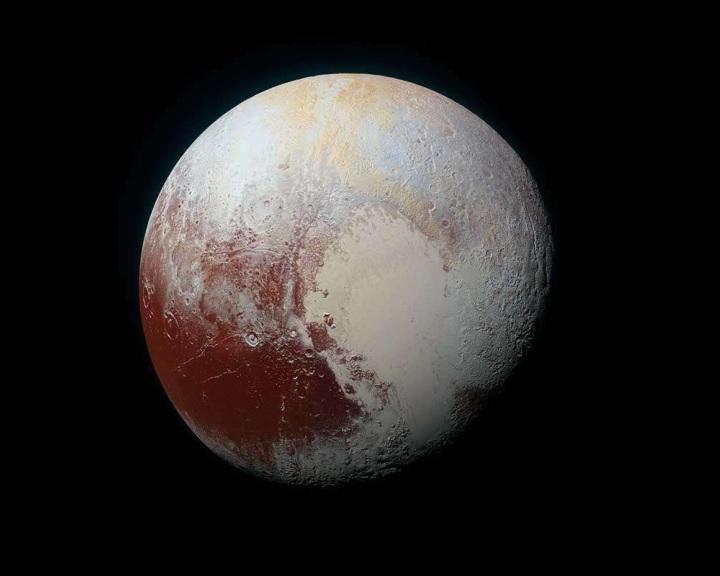 Folyékony óceán lehetett egykor a Pluto felszínén