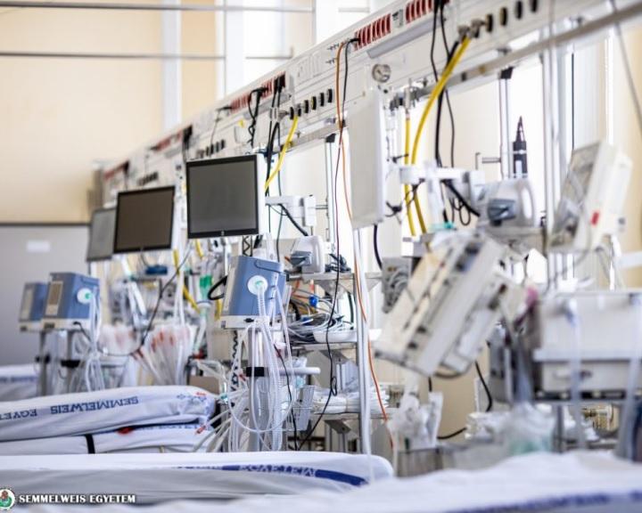 ITM: jól vizsgázott a betegeken is tesztelt magyar lélegeztetőgép