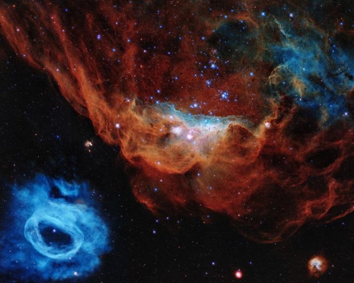 Elkészült a világegyetem minden eddiginél nagyobb 3D-s térképe