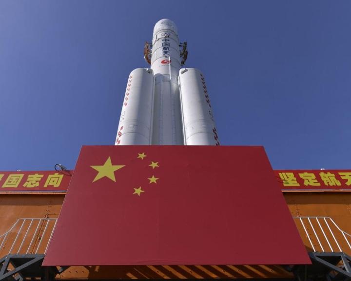 Kína útnak indította a Mars-szondáját