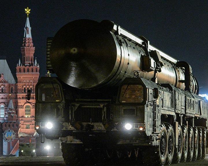Orosz vezérkar: rakétatámadásra atomcsapás lesz a válasz