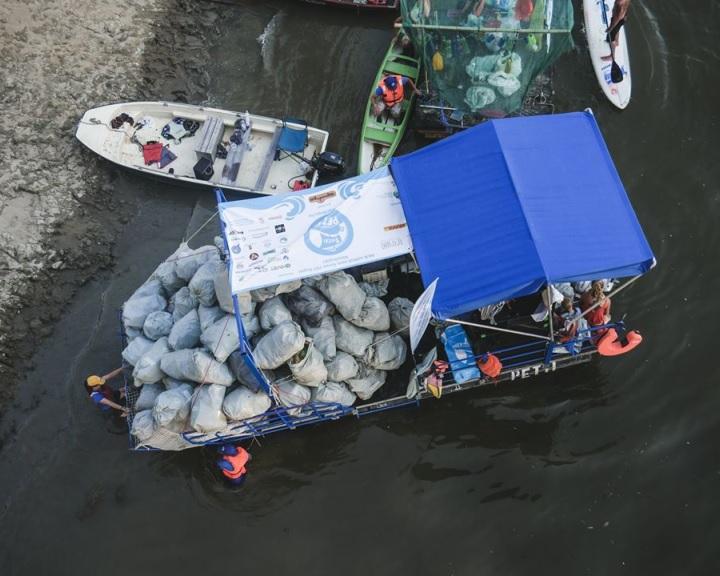 Több mint 8 tonna hulladék gyűlt össze a PET Kupán