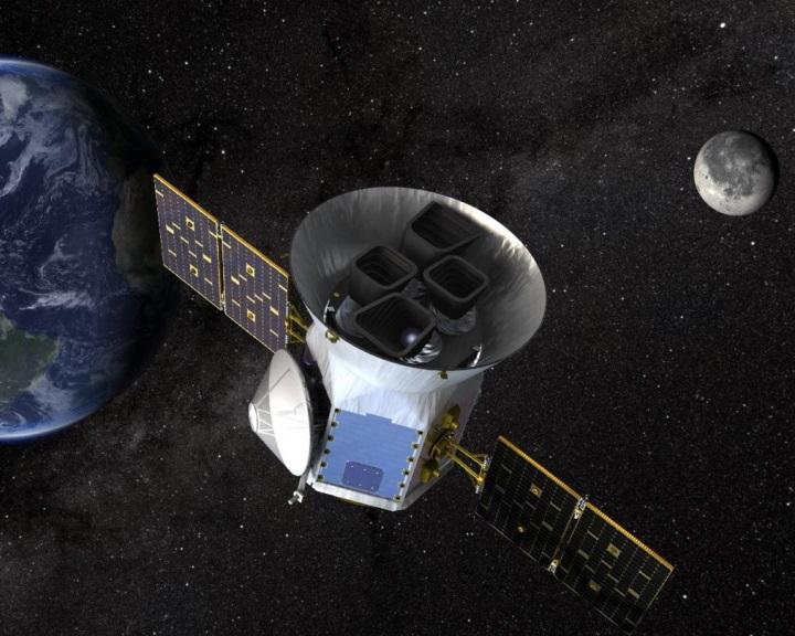 Elvégezte első küldetését a TESS amerikai exobolygóvadász űrszonda