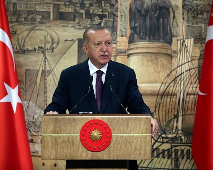 Erdogan: Törökország 320 milliárd köbméter földgázt talált a Fekete-tenger alatt