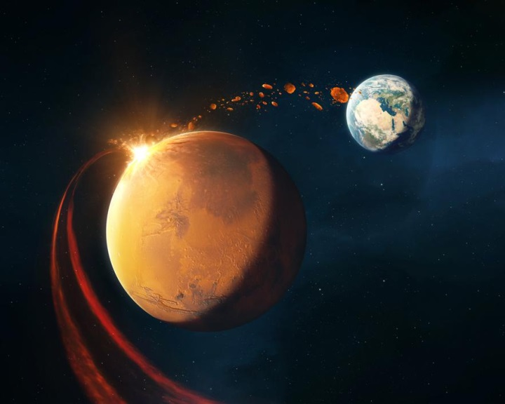 A baktériumok túlélhetnek egy Föld–Mars utazást is