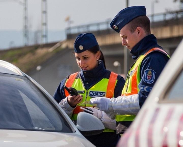 Fokozott rendőrségi ellenőrzést rendeltek el a déli és a keleti megyékre