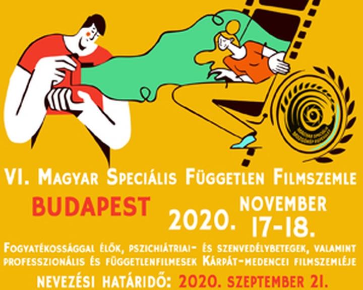 Még két hétig lehet nevezni a 6. Magyar Speciális Független Filmszemlére