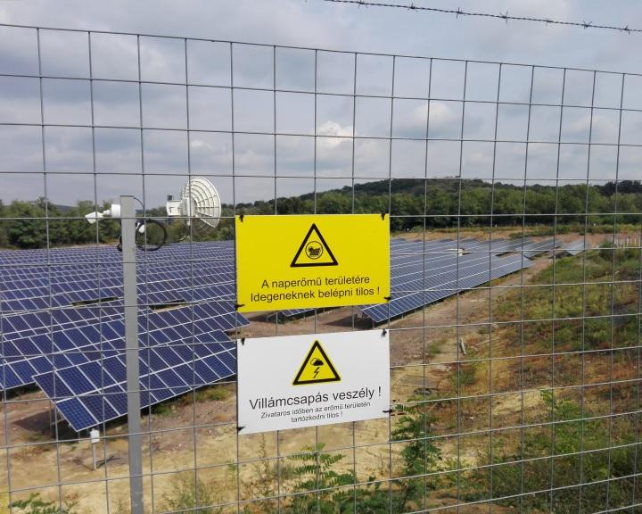Huszonnégy naperőművet épített az MVM a Dél-Dunántúlon
