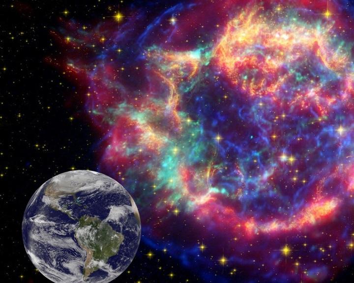 Közeli szupernóva okozhatott tömeges kihalást 360-370 millió évvel ezelőtt