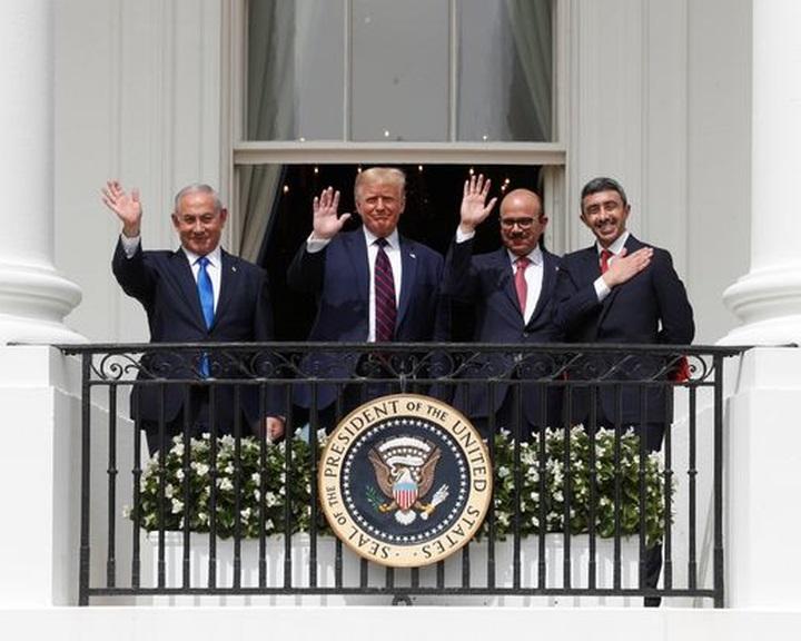 Trump: új Közel-Kelet születik az Izraellel kötött békemegállapodások nyomán