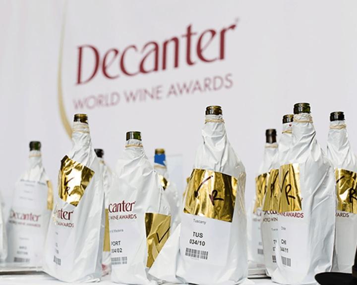 Decanter World Wine Awards - Számos érmet hoztak el a magyar borok