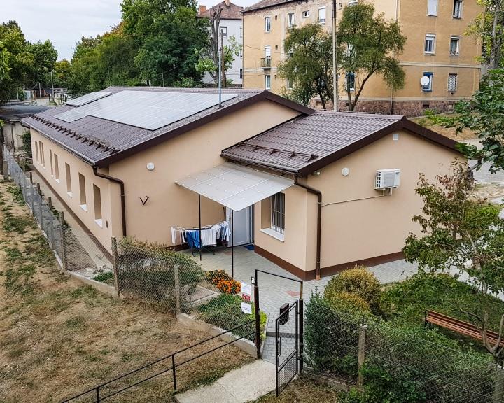 Nyolcvan millió forintból újult meg a hajléktalanszálló