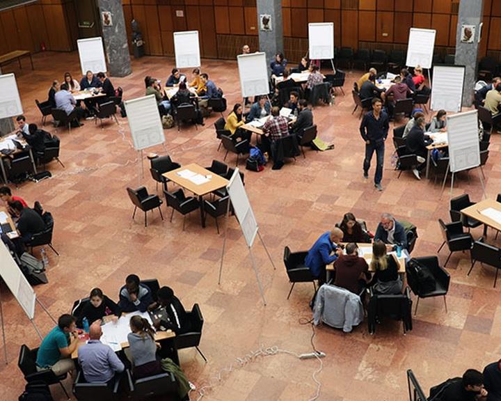 Tudomány és művészet találkozik a kortalan konferencián