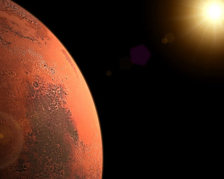 Októberben földközelbe kerül a Mars