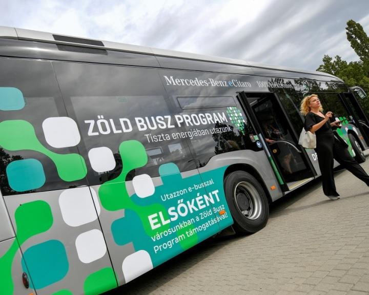 Elektromos autóbusz töltőberendezés-gyártók és -forgalmazók jelentkezését várják