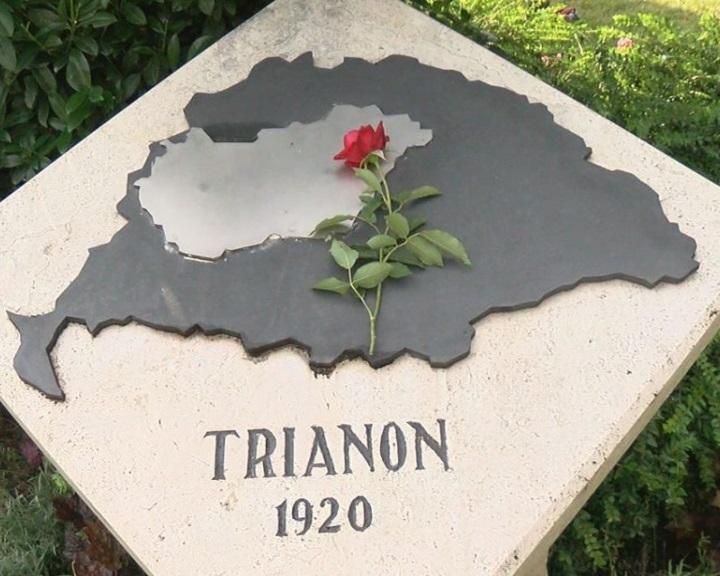Ünnepnappá vált Romániában a trianoni békediktátum évfordulója