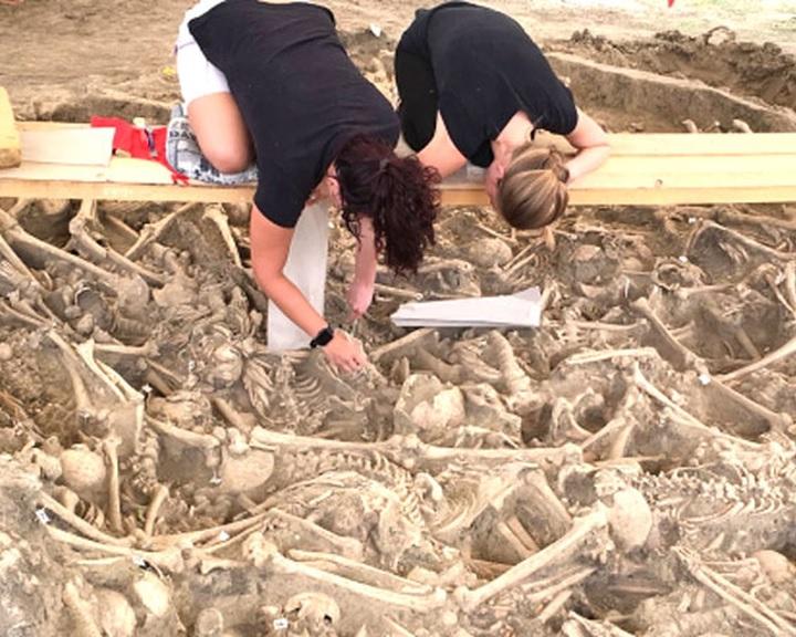 Szegedi kutatók is részt vesznek a mohácsi csata tömegsírjainak vizsgálatában