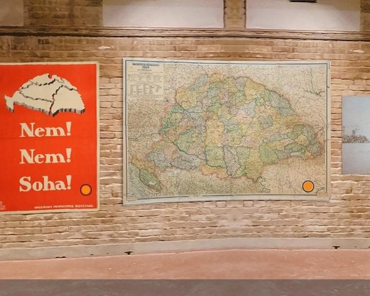Virtuális kiállítást rendez Trianonról a békéscsabai Munkácsy Mihály Múzeum