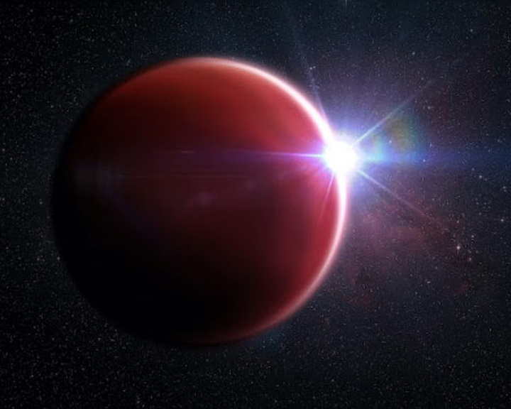 Először találtak felhő nélküli jupiterszerű bolygót csillagászok