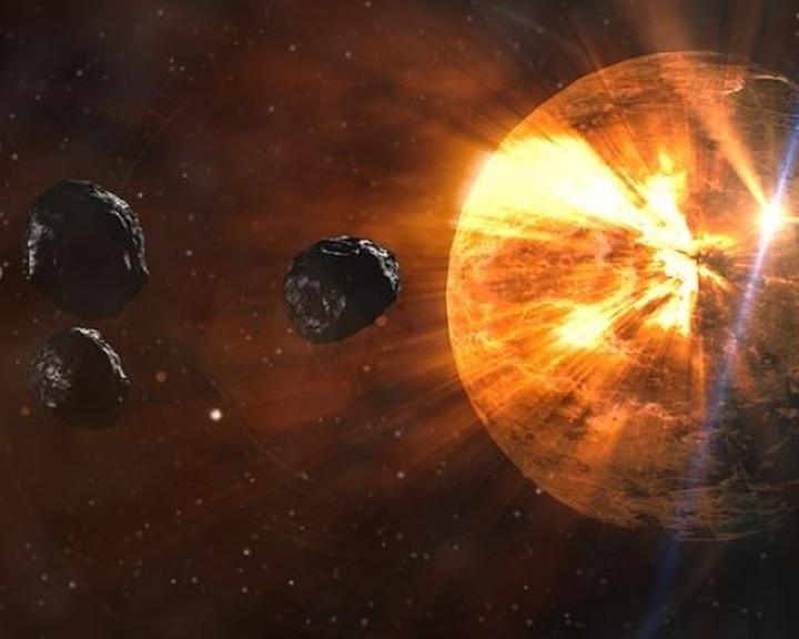 A Vénusznál is gyorsabban kering a vasárnap felfedezett új kisbolygó
