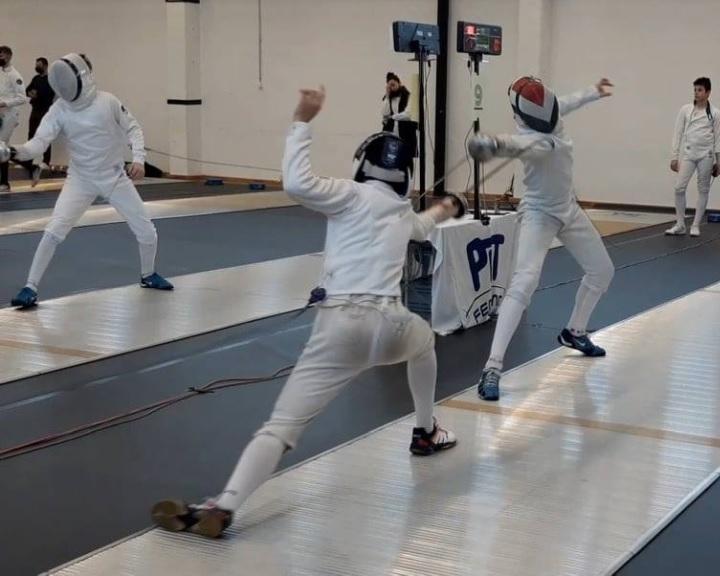 Vívás: Olimpici GP - Majdnem...